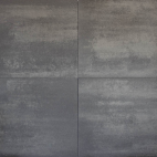 Betontegel Grey/Black 60x60x4,7