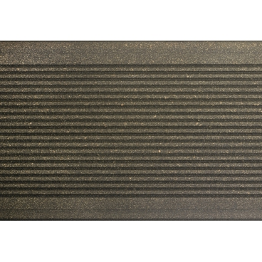 Neowood Solid Deck Anthracite gegroefd